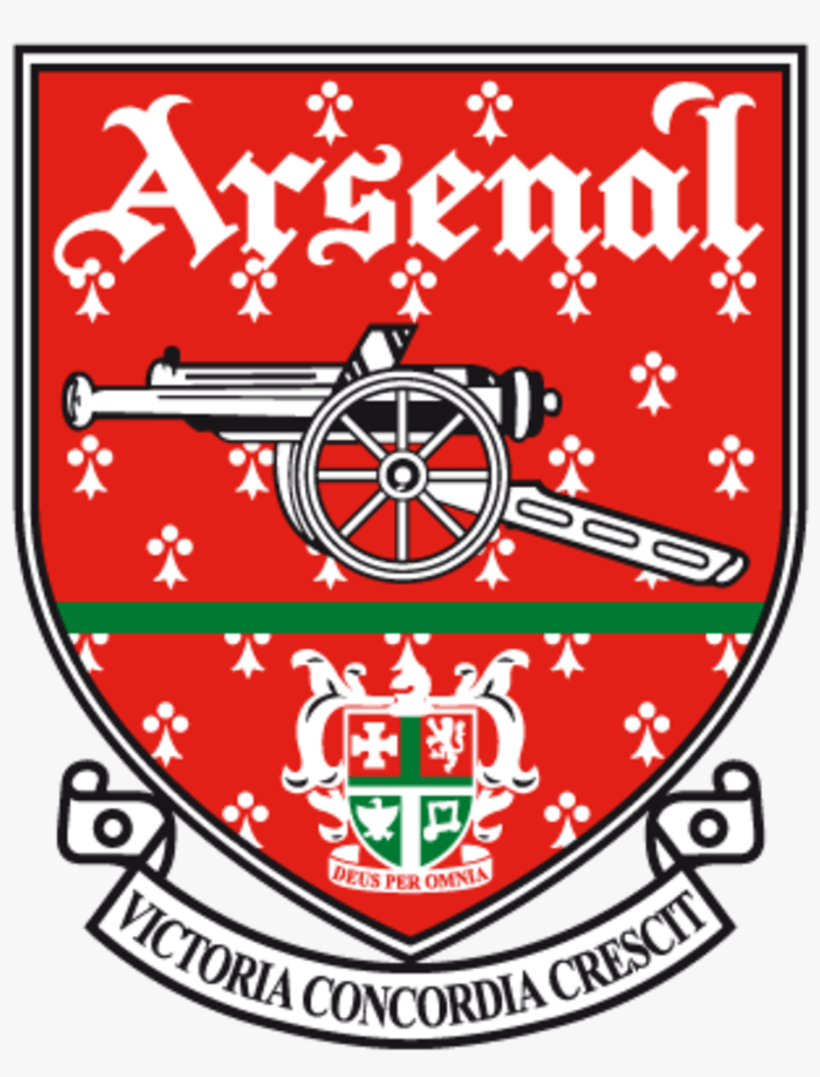 arsenal f c png pic old school