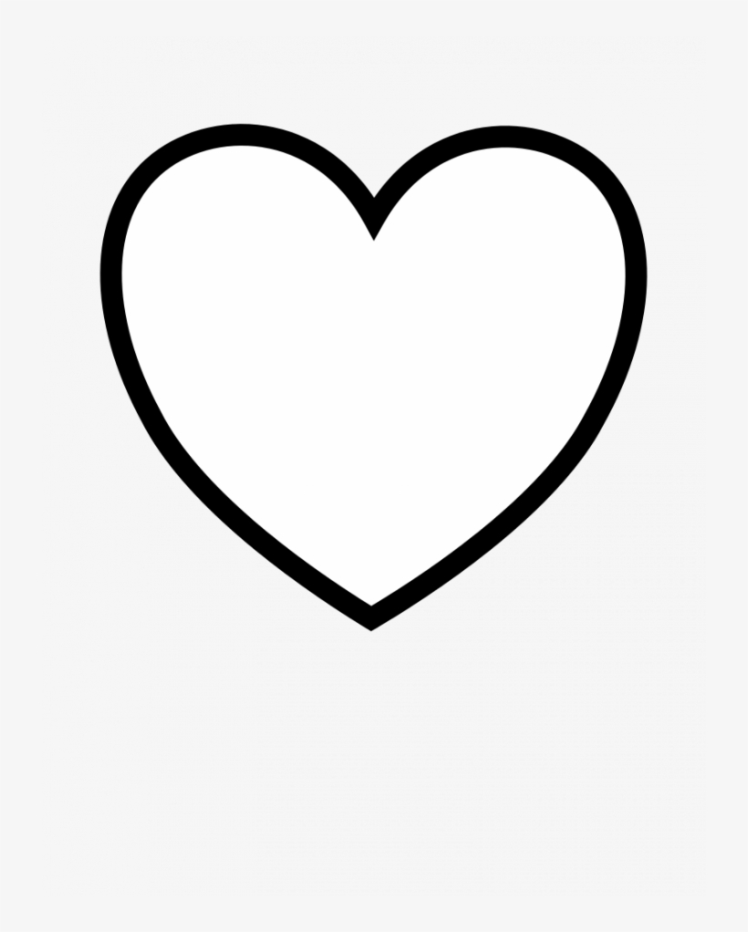 Valentine Candy Hearts Coloring Pages White Heart No Background Transparent Png 728x942 Free Download On Nicepng