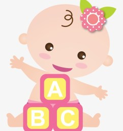 clipart free clipart baby girl cute baby clipart png [ 820 x 980 Pixel ]