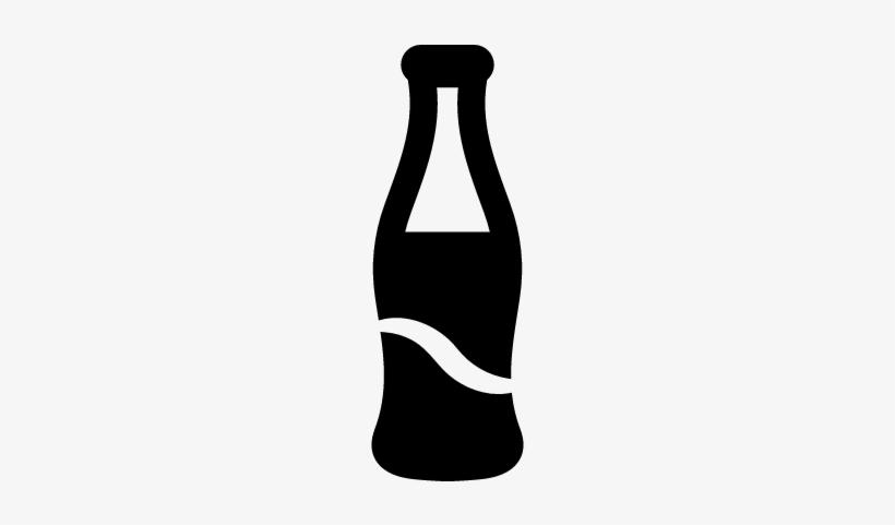 coke bottle vector coca