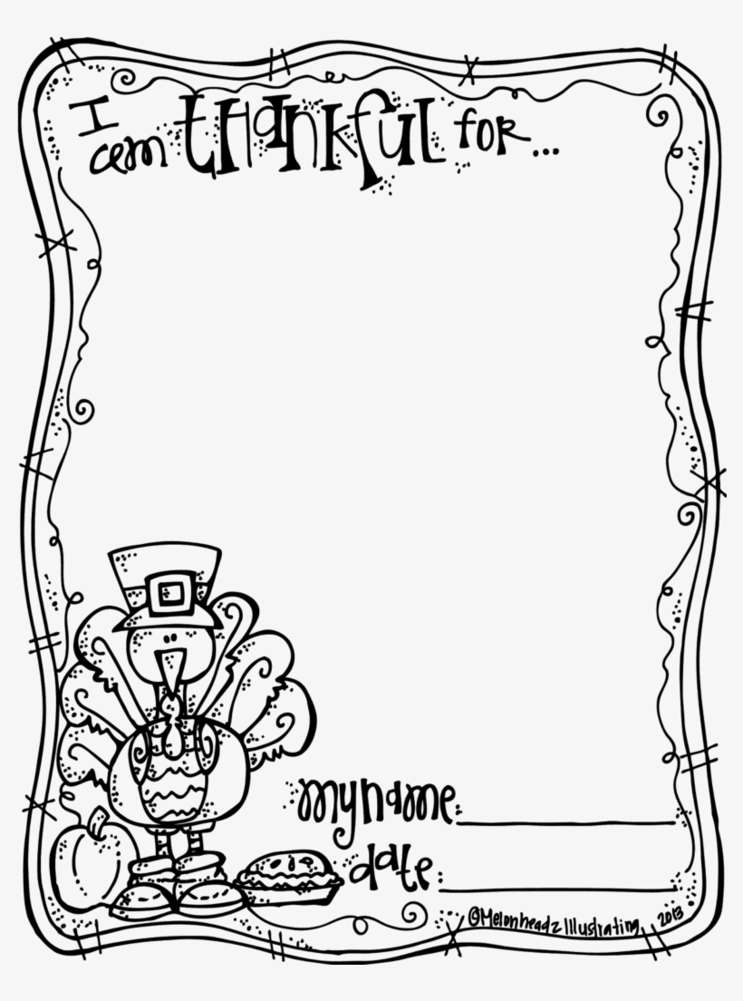 medium resolution of thanksgiving clipart black and white book clipart i m thankful for worksheet