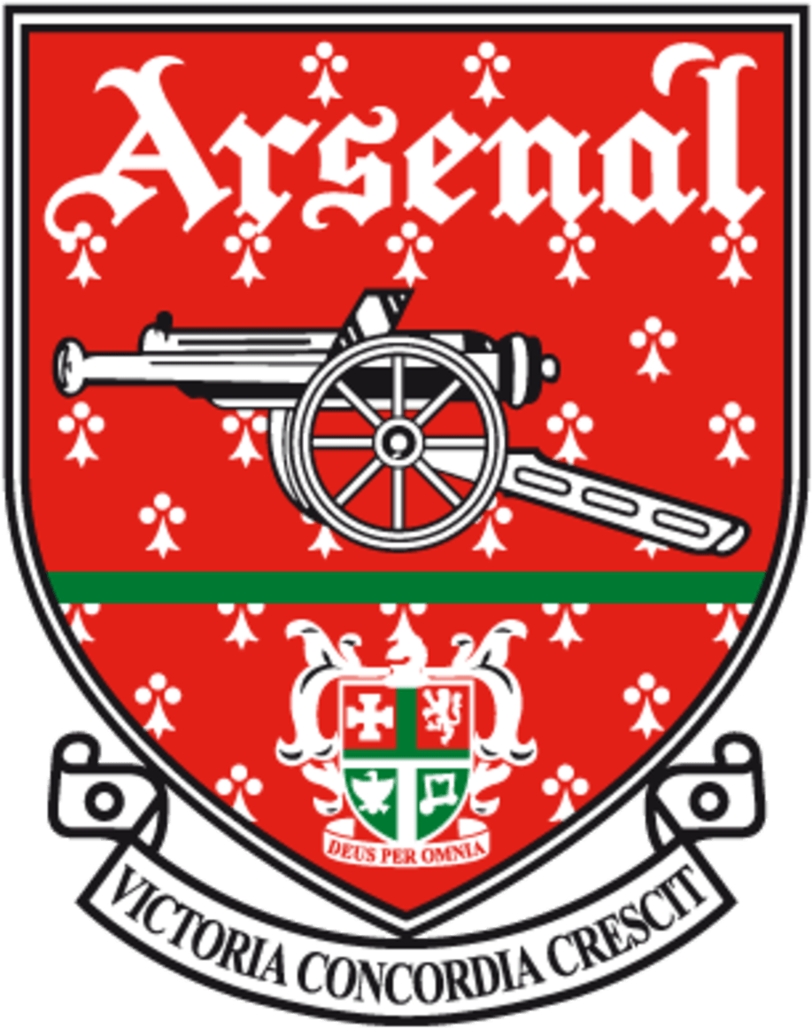 download hd arsenal f c png pic old