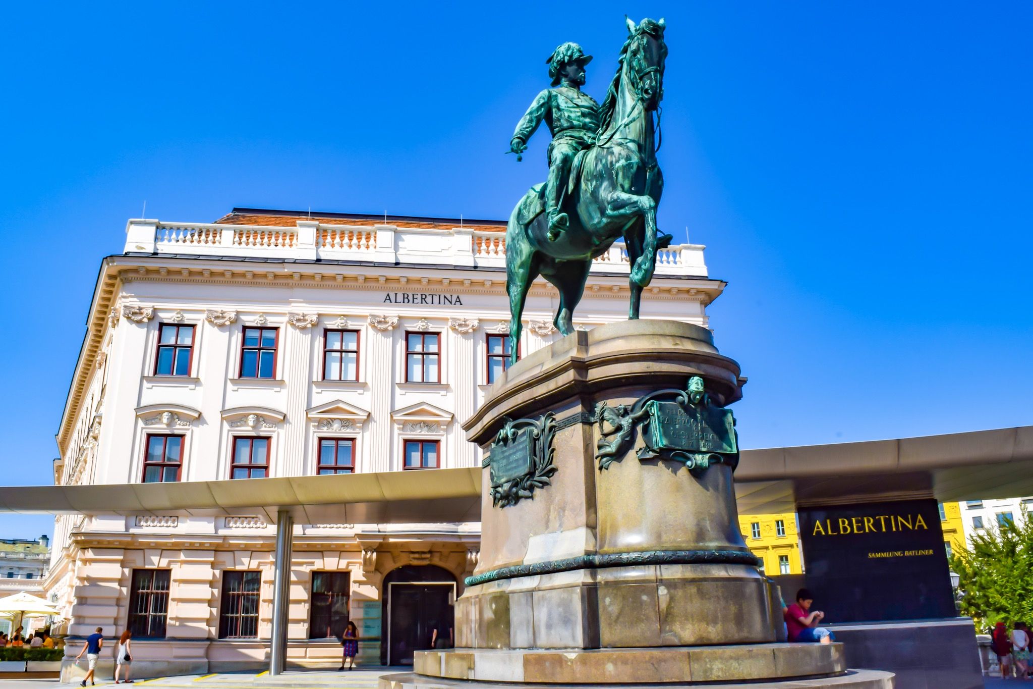 Vienna Self Guided Walking Tour