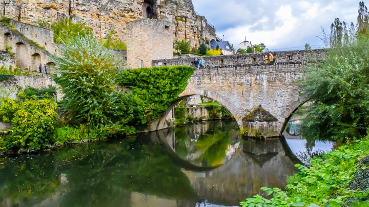 VLOG-030 Luxembourg World Heritage Walking Tour