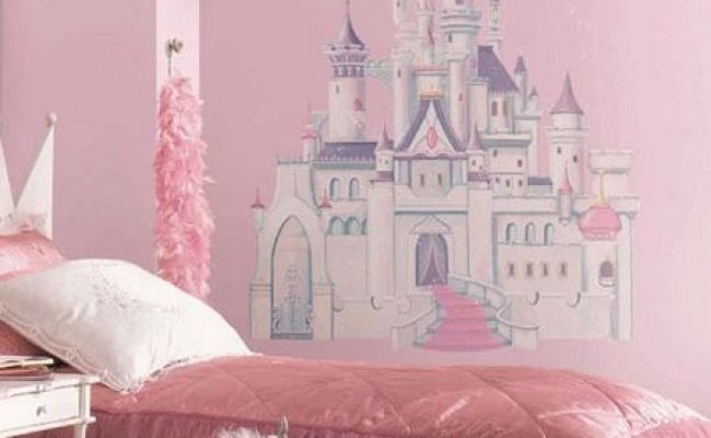 Charming Girls Bedroom Wall Decorating Www Nicespace Me