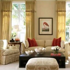 Red Accent Pillows For Sofa Cushion Filling Uk Elegant Beige Room With A Splash Of