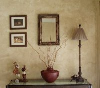 Wall Painting Ideas: Faux Finishing - www.nicespace.me