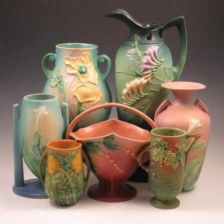 Antique Pottery Vases Deserve A Special Place In Your Home
