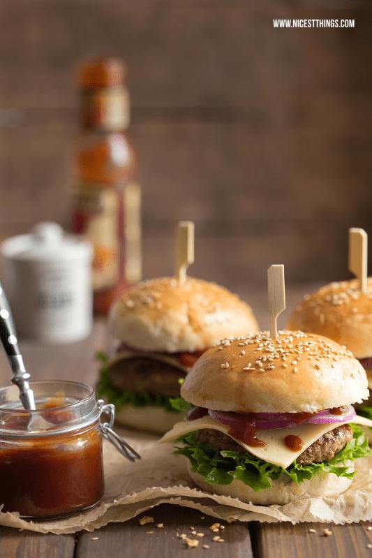 Burger Buns mit Thermomix Rezept die besten Burgerbrtchen selber machen  Nicest Things