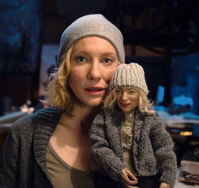 Cate Blanchett is astonishing in bravura character study Blanchett playshellip