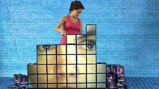SemiTransparent 2016 still from exhibit at Googleworks courtesy of thehellip