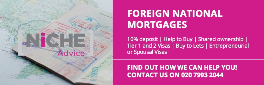 Mortgage as a refugee.