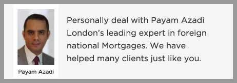 foreign national mortgage Payam