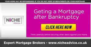 bankruptcy mortgage