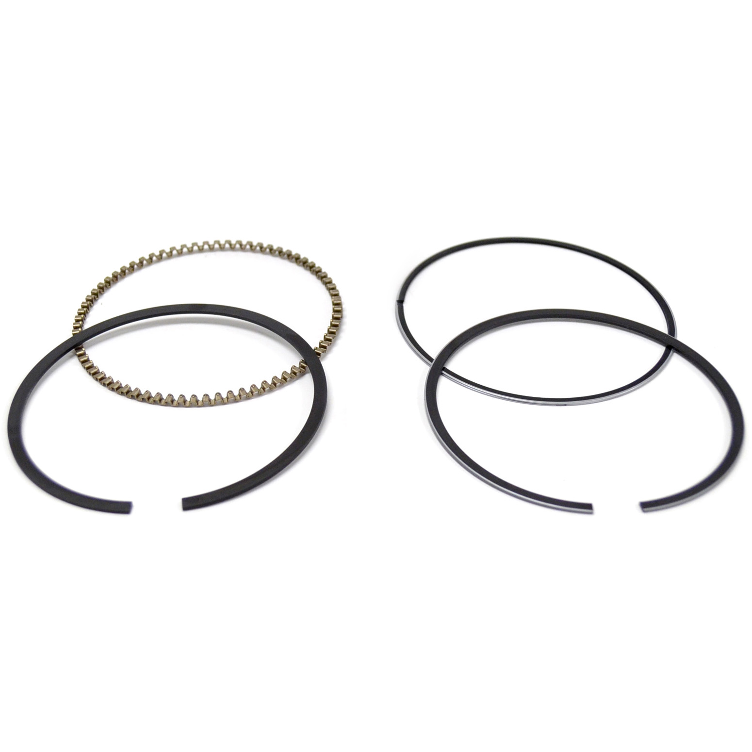 Honda TRX250 97-02 TRX250EX 01-02 Piston Rings +1mm 13011