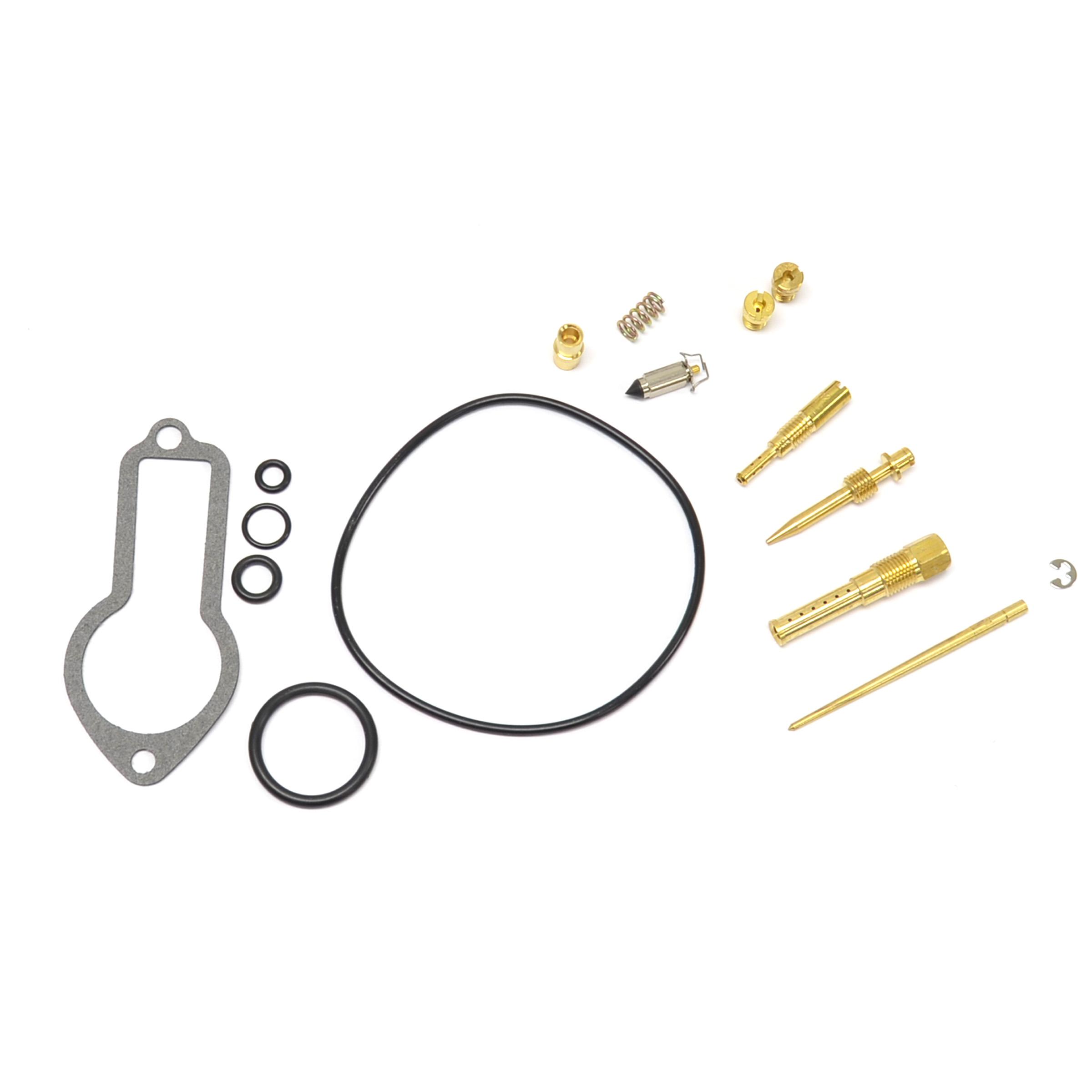 Honda Xl250r 86 87 Carburetor Carb Repair Rebuild Jet Seal Kit