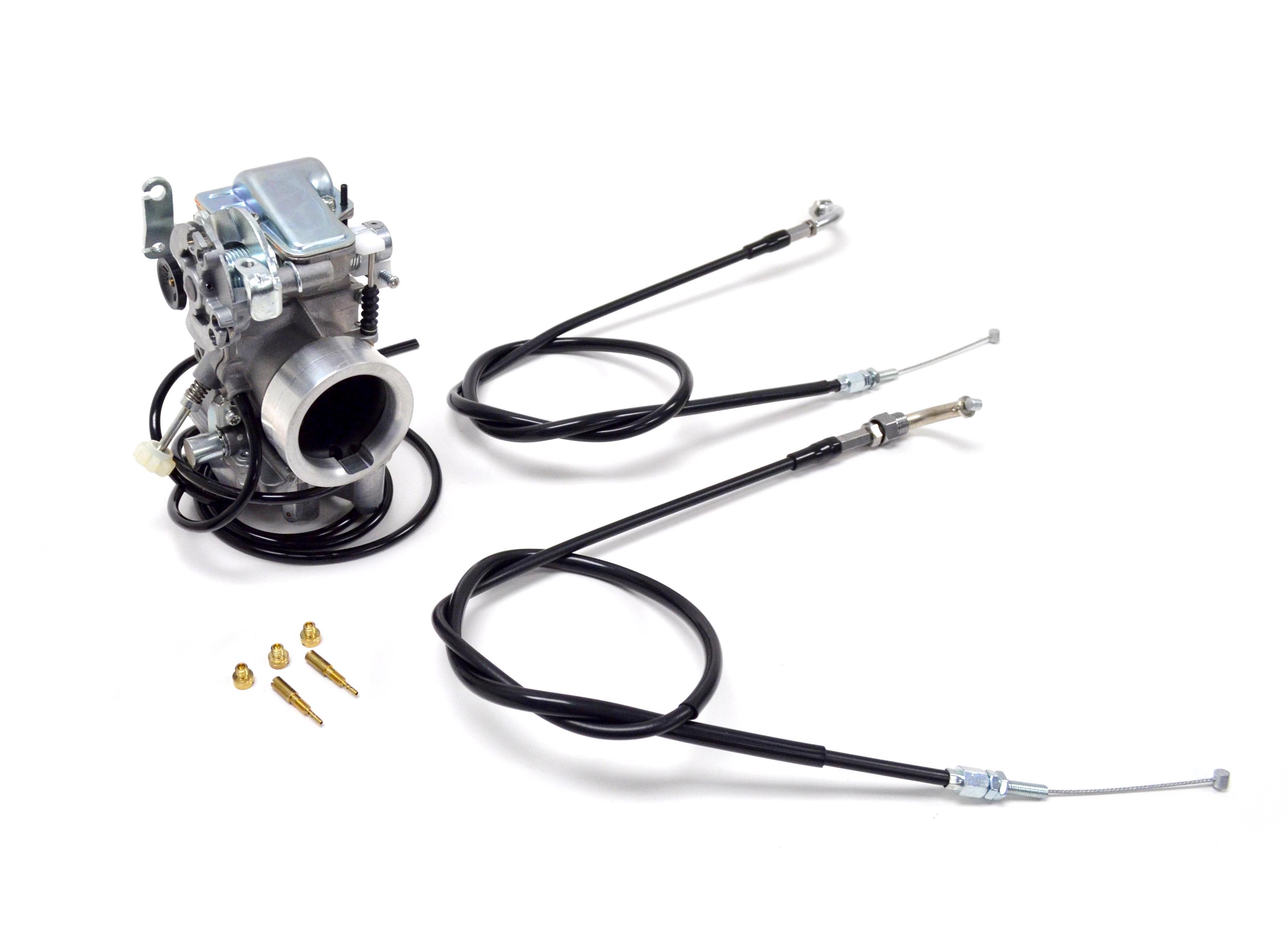 Honda XR400R Mikuni TM36 Pumper Carburetor Conversion Kit