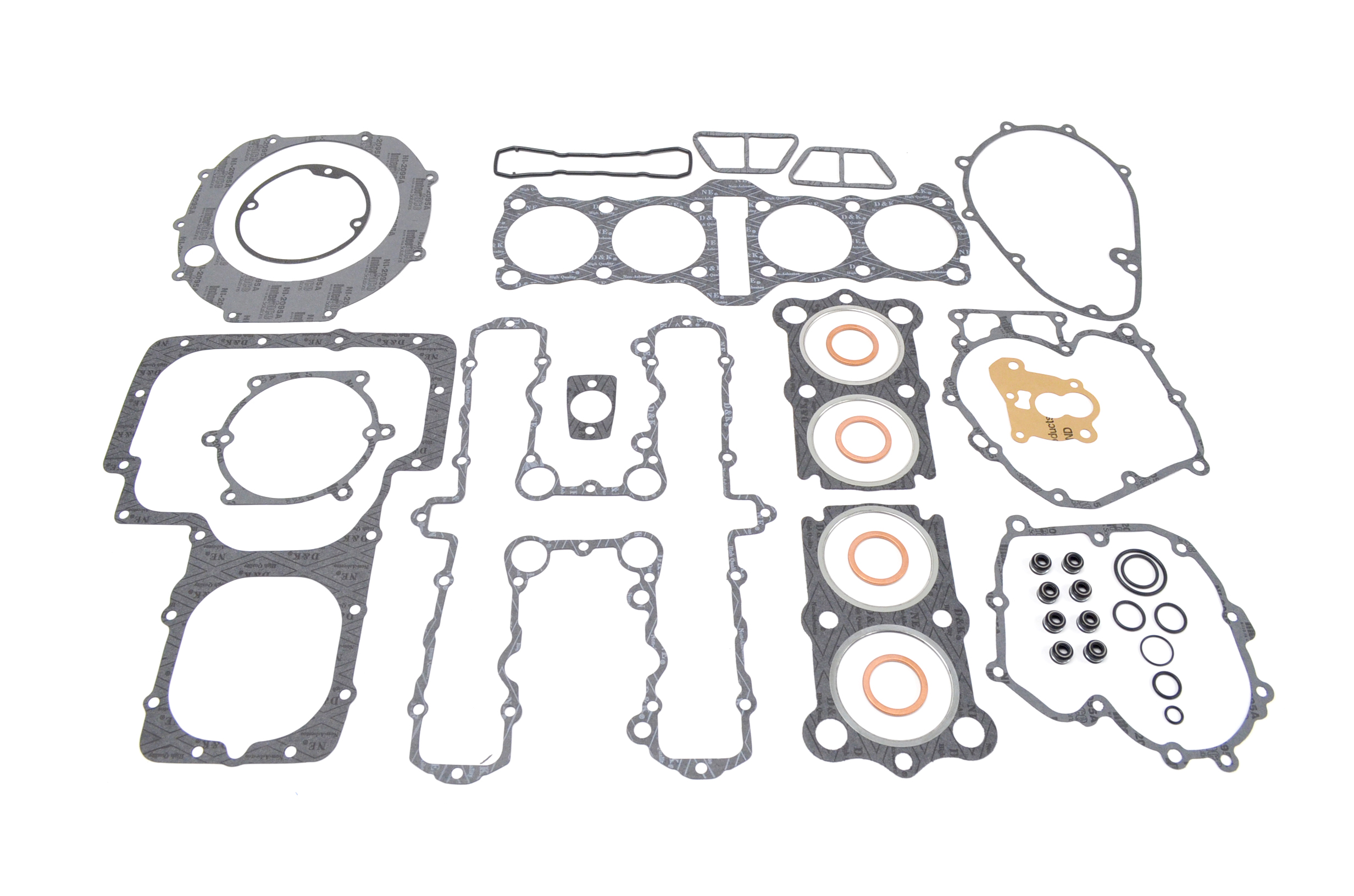 Kawasaki Kz Top Bottom End Complete Engine Gasket Set