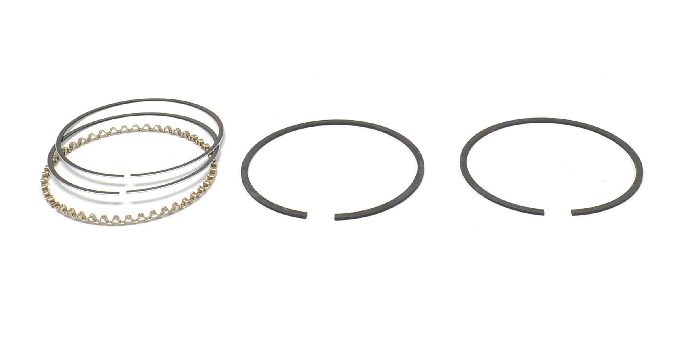 Bsa B44 441 Single Hastings Piston Ring Set R Hstd
