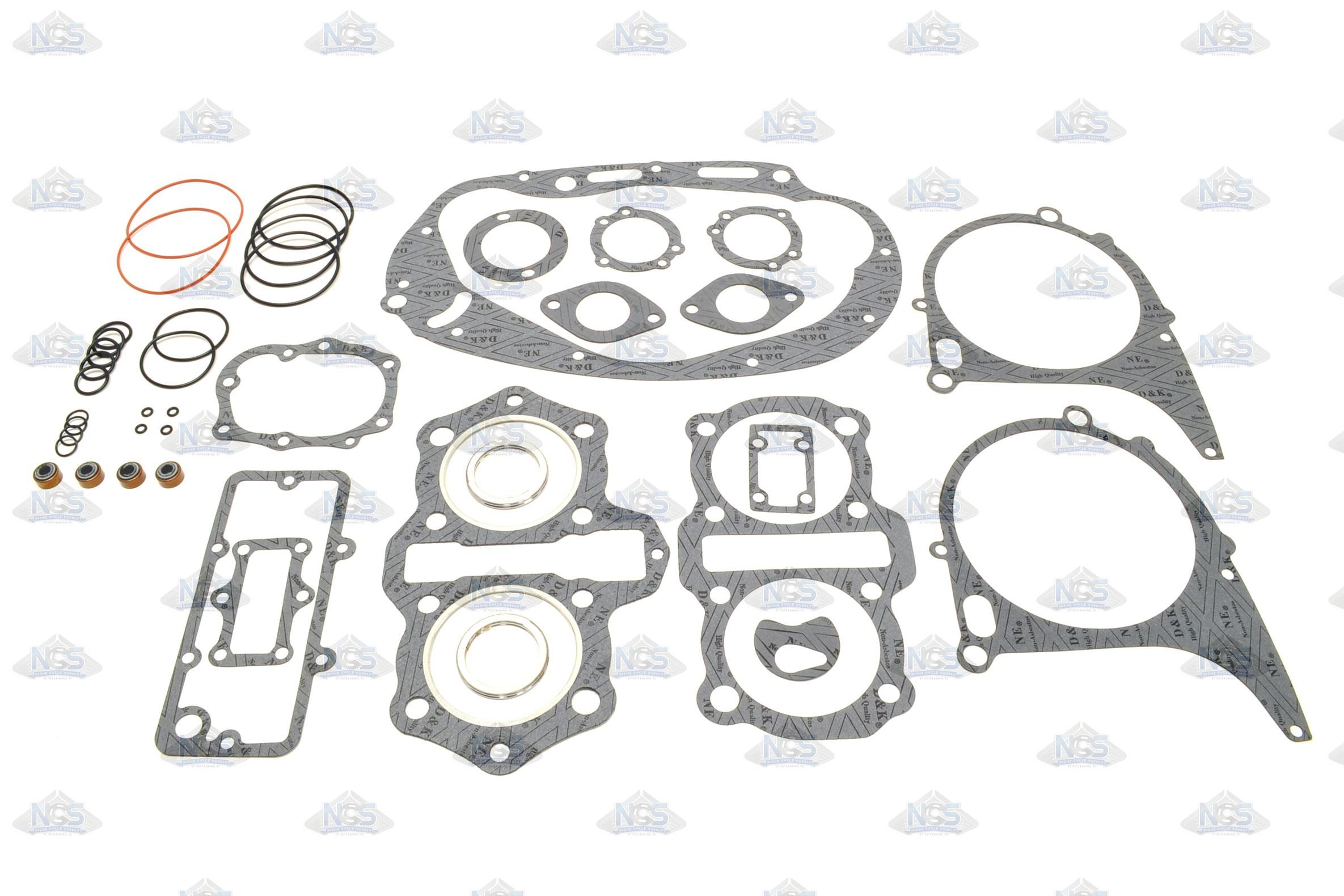 Yamaha XS650 75-81 Engine Gasket Set