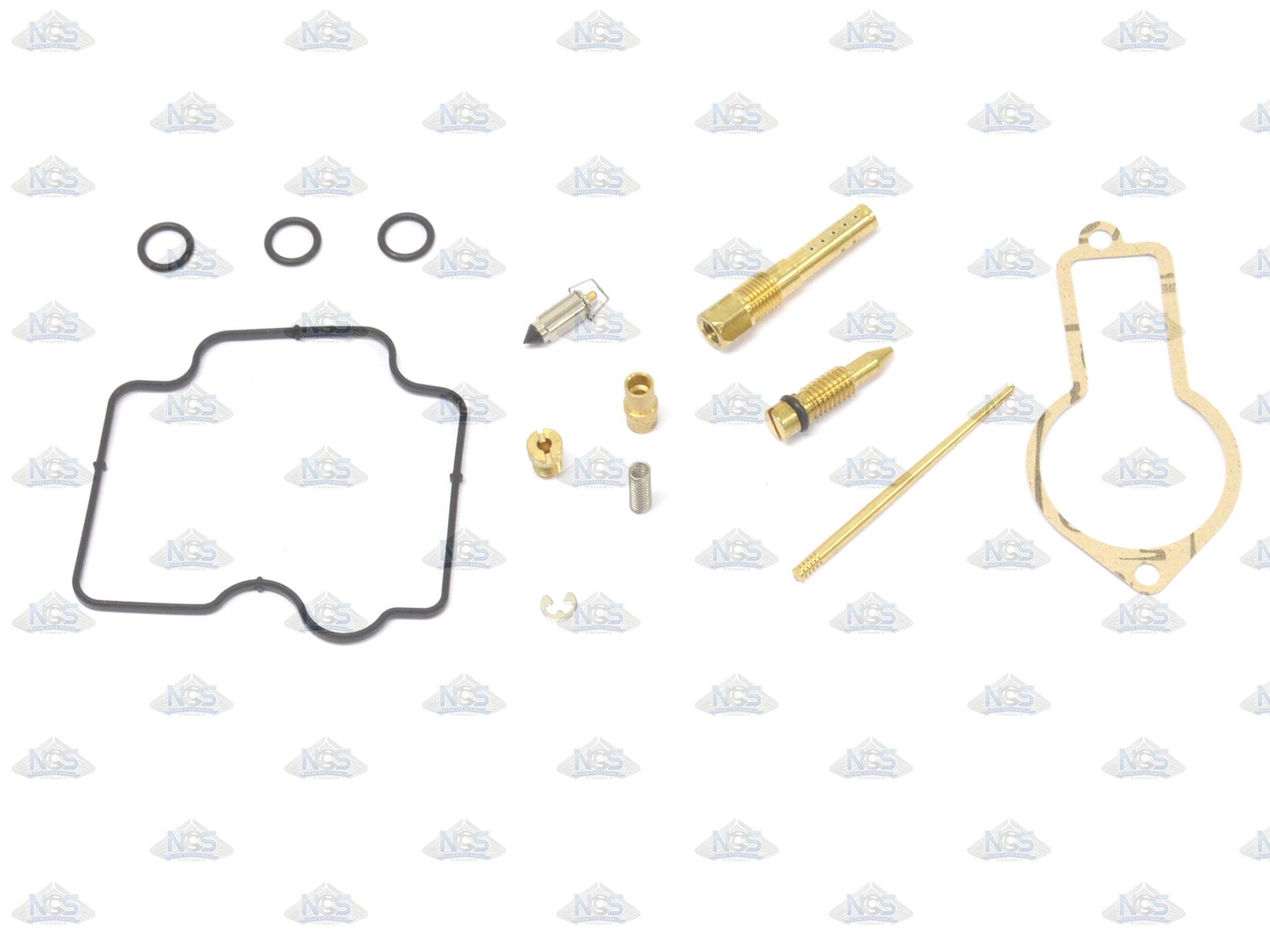 Honda Xl600 R Carburetor Rebuild Kit