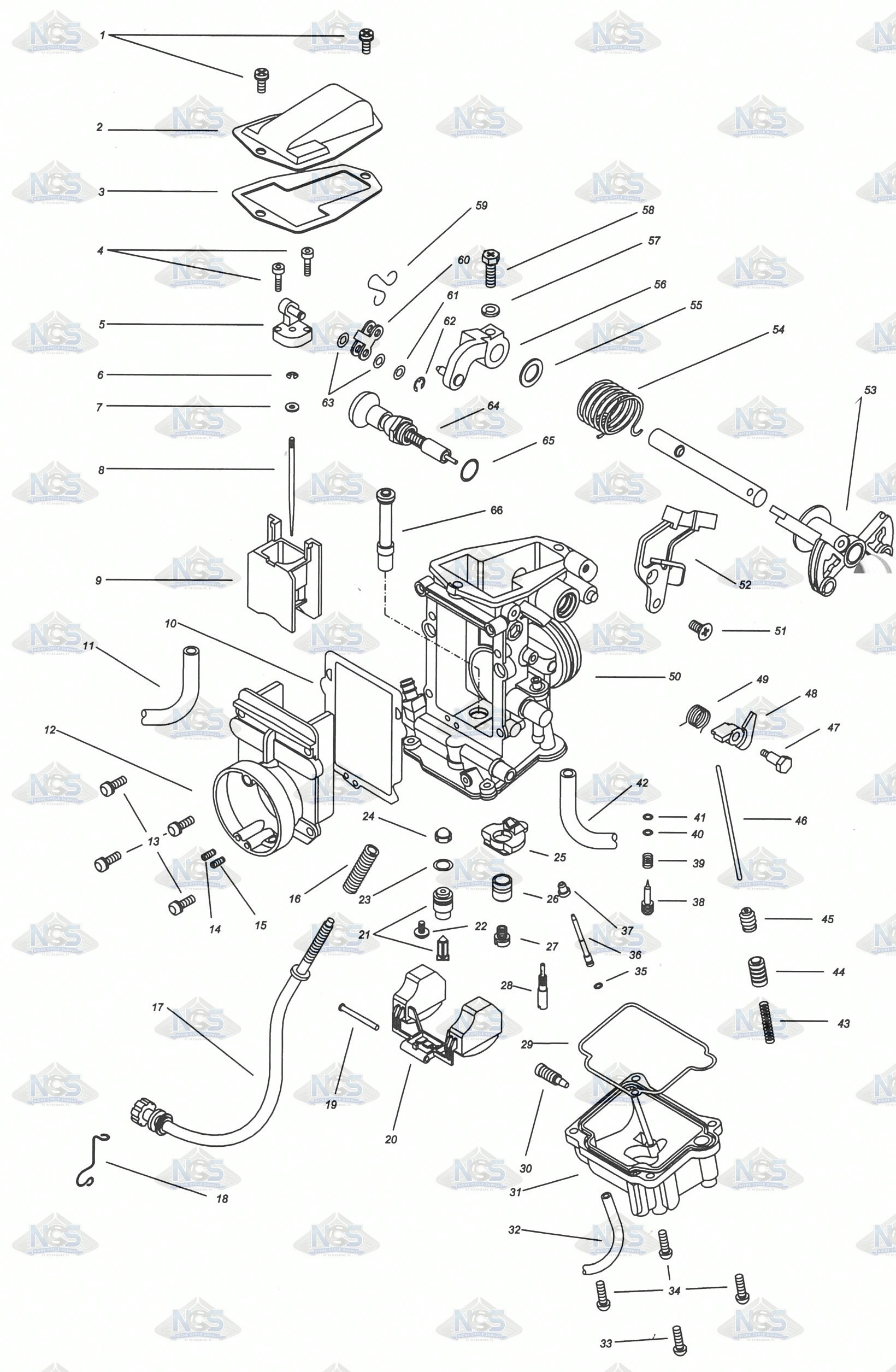 Tm33 Exploded View