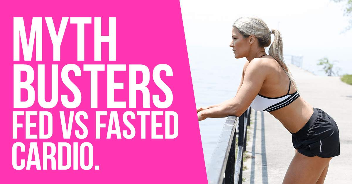 Fed vs Fasted Cardio For Fat Loss - Nichelle Laus