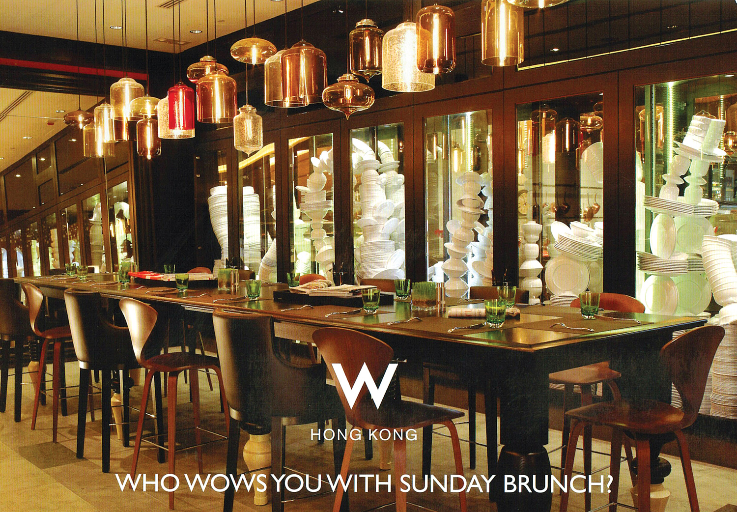 hotel with kitchen hong kong refrigerator cabinets w pendant lighting to accentuate luxury dining niche modern at jong