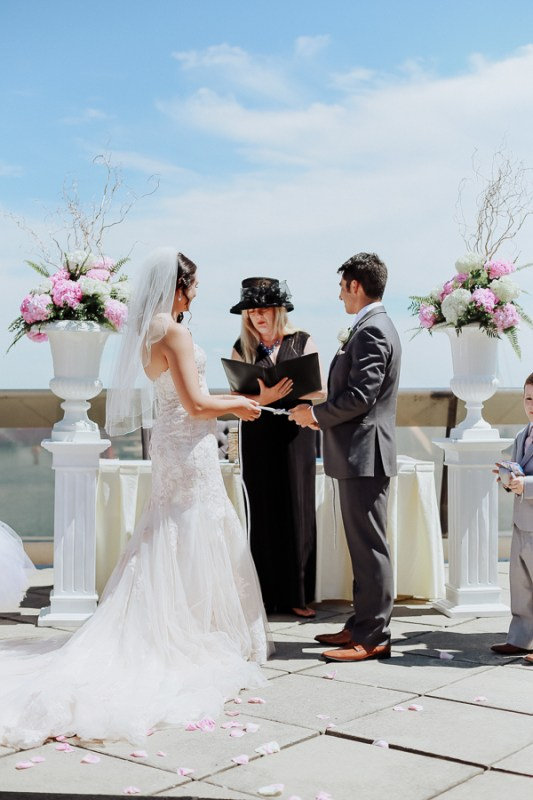 portsmouth olympic harbour wedding