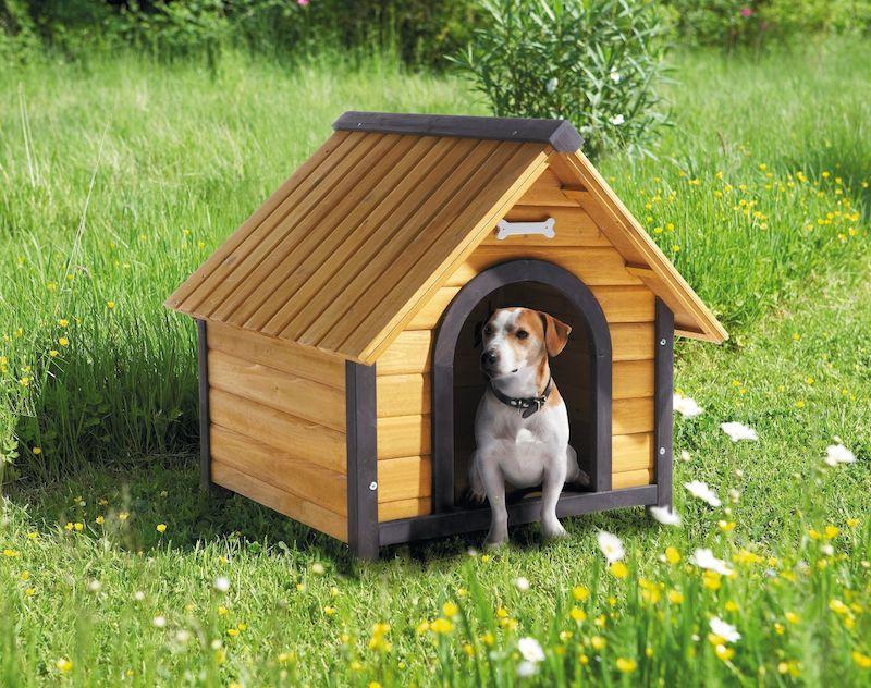niche pour chien bois plastique pvc bien choisir. Black Bedroom Furniture Sets. Home Design Ideas