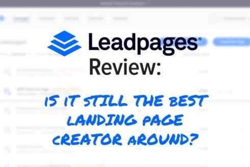 recensione di leadpages