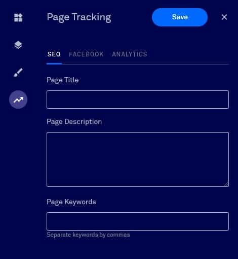 monitoraggio della pagina