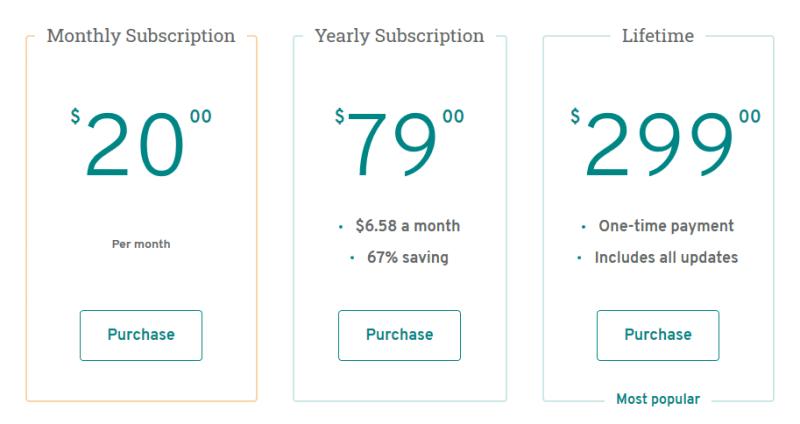prepaid pricing