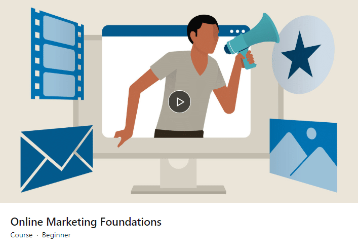 linkedin online marketing foundations