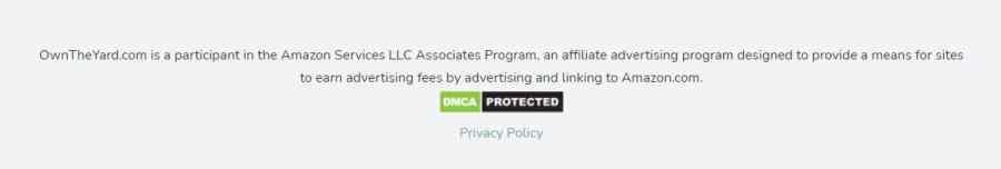 Amazon Affiliates Disclaimer Checker