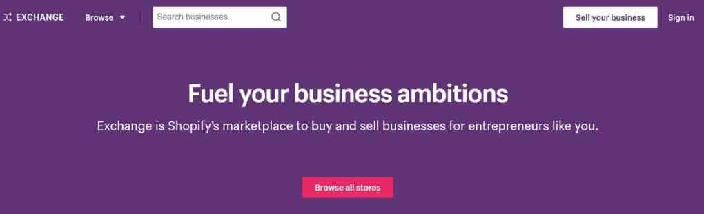 buy and sell online businesses