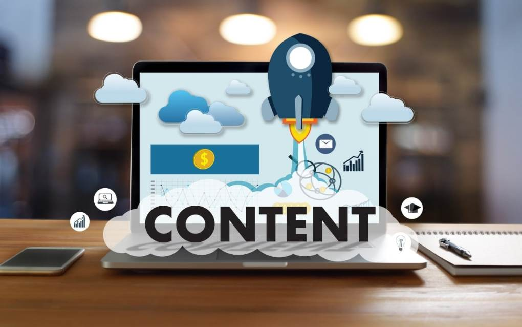 content writing and uploading service