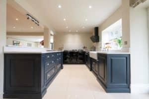 Nicholas Bridger L Shaped Kitchens Nicholas Bridger