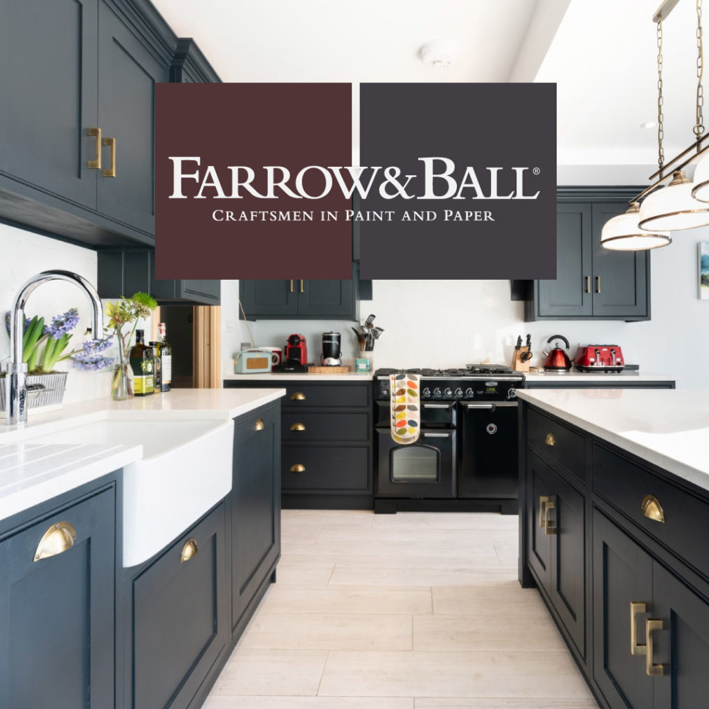 Introducing Dark Colours In The Kitchen From Farrow Ball Nicholas Bridger
