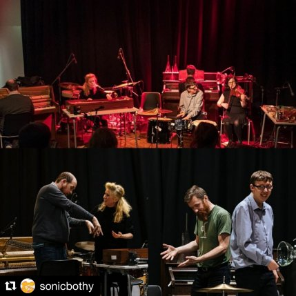 Sonic Bothy Ensemble Platform