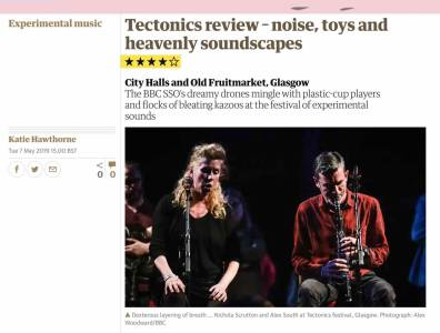 Tectonics Review The Guardian