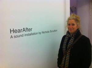 HearAfter at GoMA