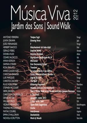 Música Viva Sound Walk