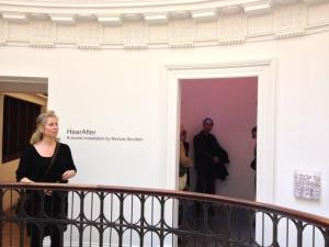 Hearafter installation GoMA