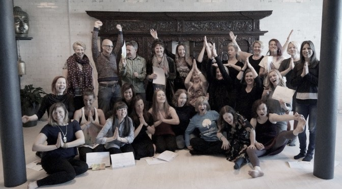 Seasonal Yoga Academy/Registered Yoga Teacher