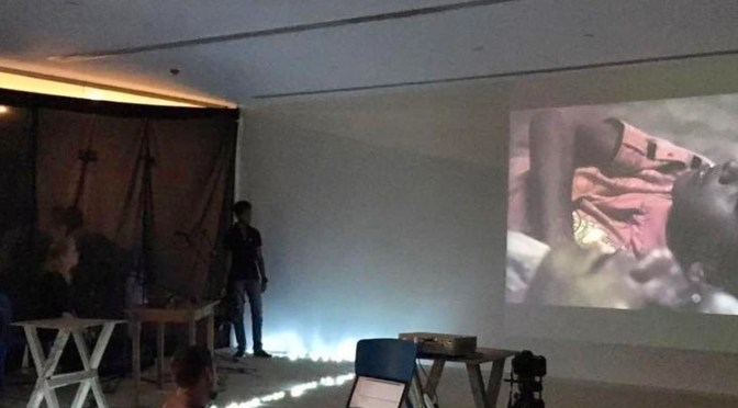 Video Jam at Colombo Art Biennale
