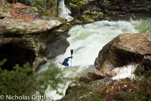 Bingham Falls, Stowe, VT