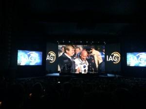IAC 2014 Opening Ceremony - video by Guy Laliberte