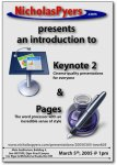 Introduction to Keynote & Pages