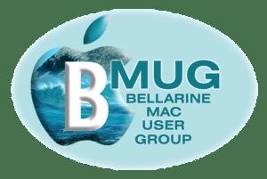 Bellarine Mac User Group Logo